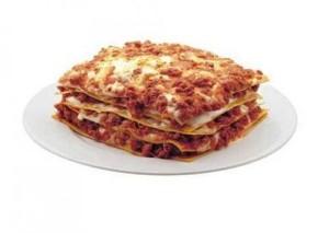 Lasagne alla bolognese. Mister Pizza Livigno