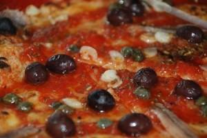 Pizza Napoli. Mister Pizza Livigno