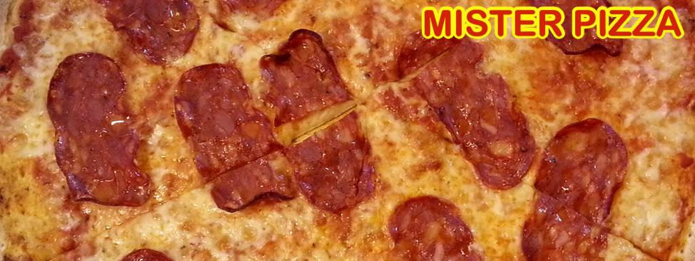 Pizza Maxi Piccante
